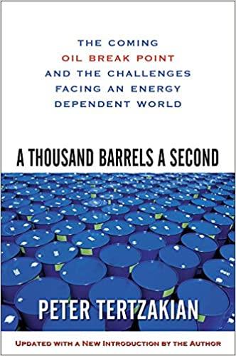 A Tousand Barrels Book